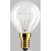 philips 02933150 backofenlampe tropfen e14 230v 40w klar. Black Bedroom Furniture Sets. Home Design Ideas